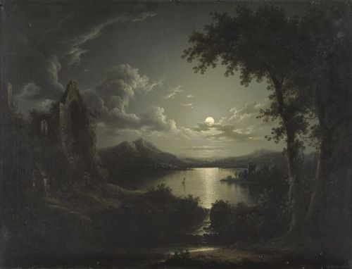 The moonlight ain't so great, Sebastian Pether