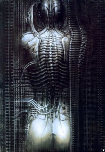 "Crossconnectmag: H.R. Giger: Surrealist Artist and ""Alien"""