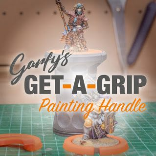 Garfy's Get-a-Grip MKII Painting Handle