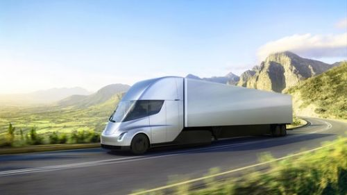 Tesla Unveils Electric Cargo Truck that Could Change the Future of Shipping