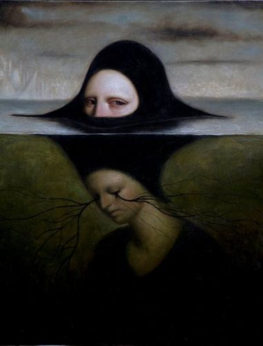 Paintings by Alessandro Sicioldr Sicioldr is an Italian painter