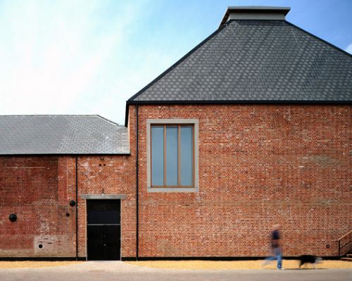 Aldeburgh Music Creative Campus / Haworth Tompkins