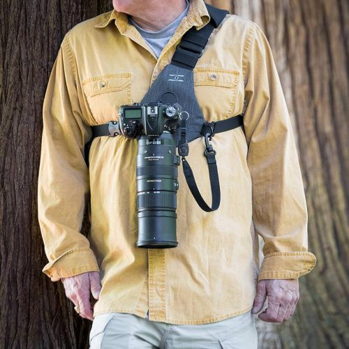 SKOUT Lets You Store Your Camera on Your Chest with a Twist