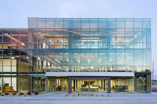 HNI Corporate Headquarters / Neumann Monson Architects