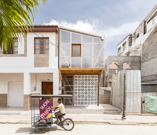 Designing in Tight Spaces: Examples from Latin America