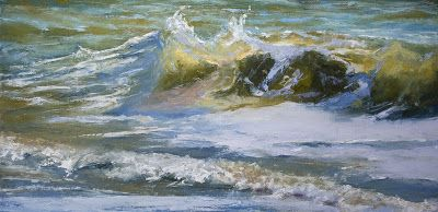 Breathing the Sea; A Salon Day