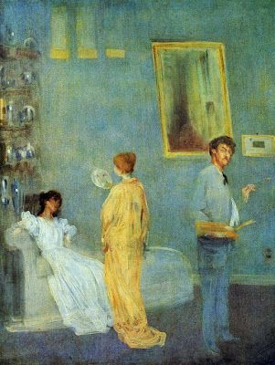 Whistler: 'Color is a Splendid Bride