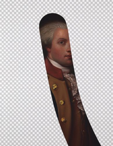 Meticulous Acrylic Paintings by Shawn Huckins Erase Historic Works from the White House Art Collection