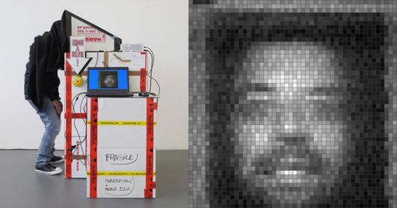 I Built a Kilopixel Camera That Uses a Single Photoresistor for Portraits