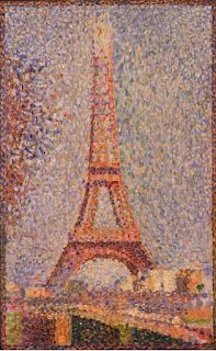 Georges Seurat. Neo impressionist painter who died too young