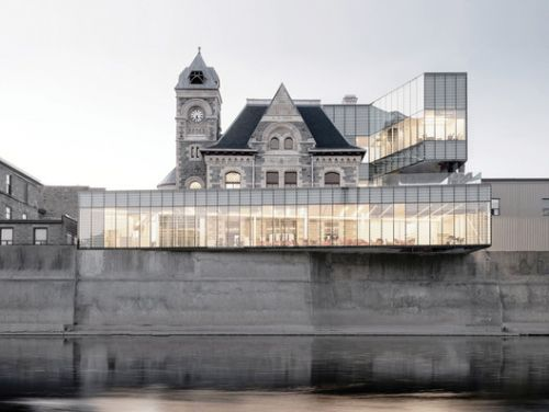 Canada's Best Architecture of 2018 Recognized by Canadian Architect Magazine