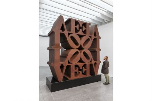 Happy Birthday to Robert Indiana