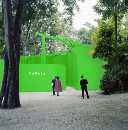 "The Green Screen ""Impostor Cities"" of Canada to be Evaluated in Nation's 2020 Venice Biennale Pavilion"
