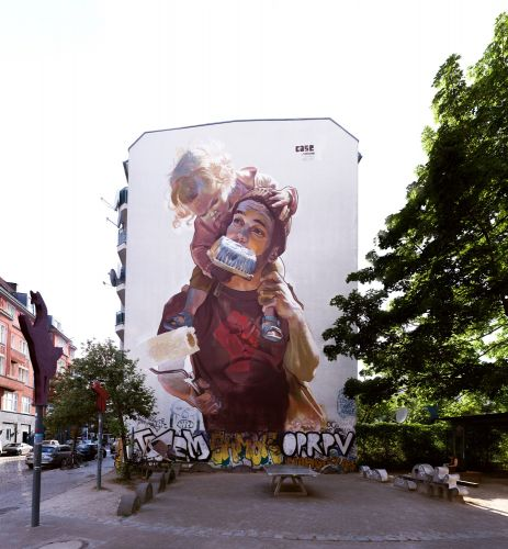"""""""The Future Is Female"""" by Case in Berlin"""