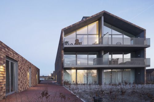 Homestead Diemen / Marcel Lok Architect