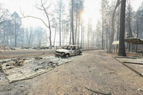 Photographing Paradise, California, After the Camp Fire