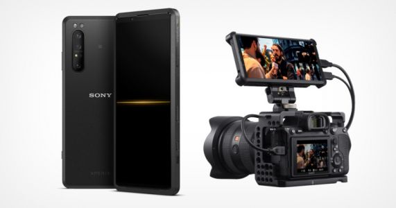 Sony Reveals the Xperia PRO: Not a Smartphone, but a 'Communication Device'