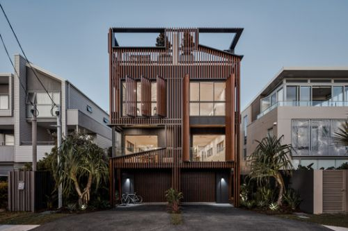 08 Albatross Avenue House / Studio Workshop