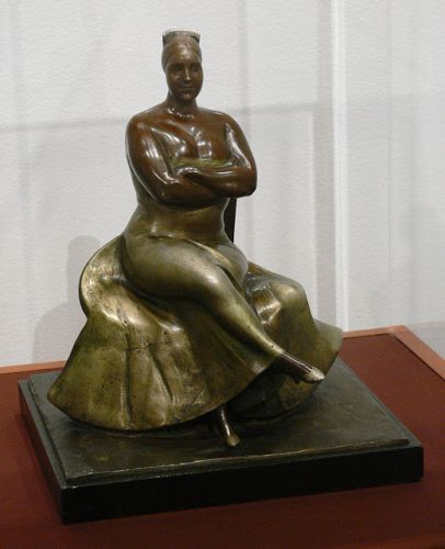 Woman Seated