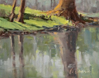 Cypress Creek Reflections - Workshop Demo on Selection Process