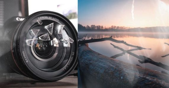 How to Make a DIY Prism Lens Filter for Less Than $20