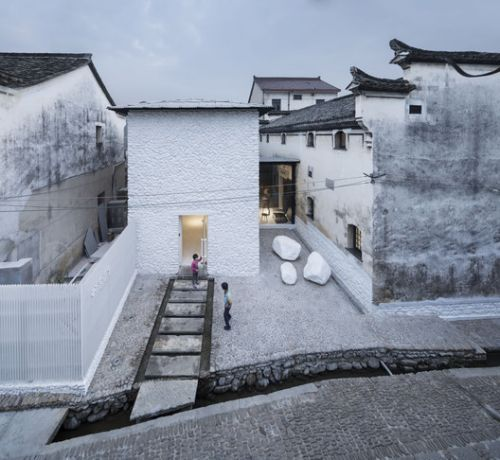 "Chinese Pavilion at 2018 Venice Biennale to Investigate ""Building a Future Countryside"""