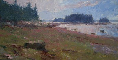 Upcoming Exhibition: Plein Air Painters of the Bay of Fundy