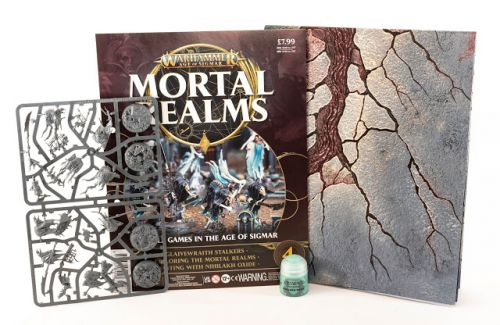 Review: Issue 4 Mortal Realms Magazine