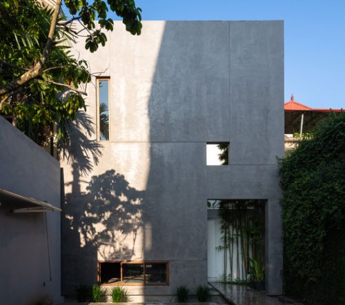 8x24 House / AHL architects