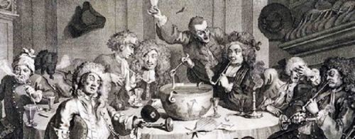 A Brief History of the Christmas Tradition of Wassail