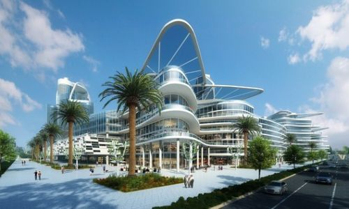 World's First Smart Mini-City to be Built in Las Vegas