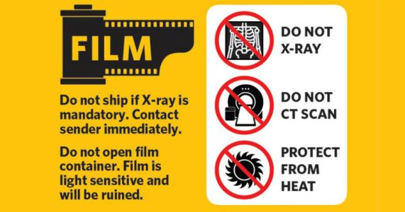 Kodak Warns Users: New CT Scanners at Airports Will Ruin Your Film