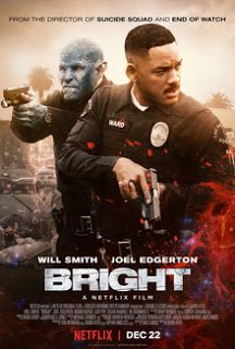 Bright: So an orc, an elf, and a cop walk into a bar