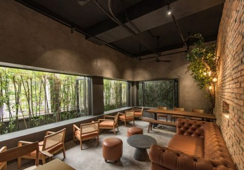 The 59 Café / Viet D Architects
