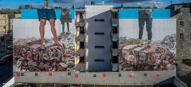 A Preview of the Second Annual Nuart Aberdeen Street Art Festival