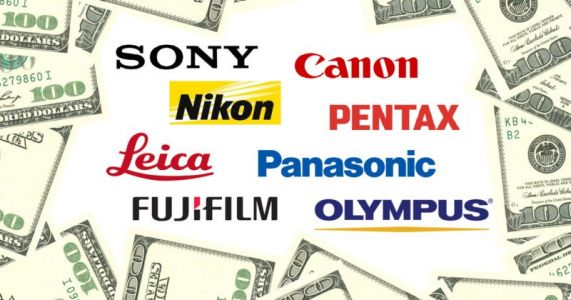 How Much a Full Pro Camera and Lens Set Costs for Each Brand