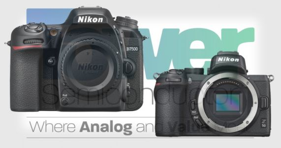 TowerJazz Hints that Nikon is Using Their Sensors in the Z50 and D7500
