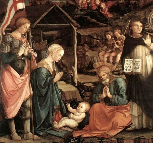 Madonnas attributed to Fra Filippo Lippi also called Lippo Lippi