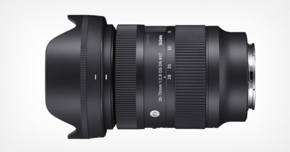 Sigma Launches 28-70mm f/2.8 DG DN Contemporary Lens
