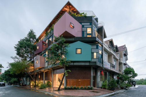 Dai An Apartment / H.2