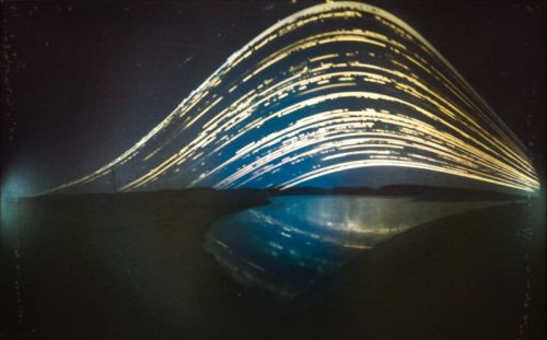 This is the World's First Solargraphy Timelapse