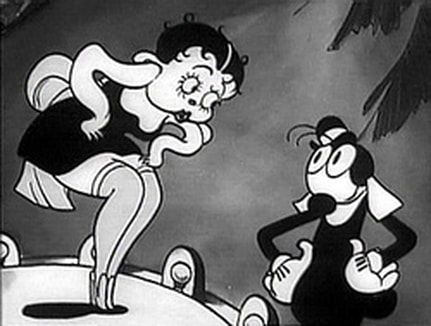 How Betty Boop Changed in the 1930s