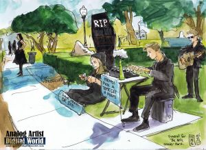 A Funeral for the Arts in Winter Park
