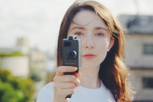 This Super 8-Inspired Camera Shoots GIFs to Recreate the Look and Feel of 8mm Film