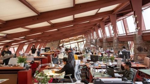 New Petition Aims to Save The School of Architecture at Taliesin