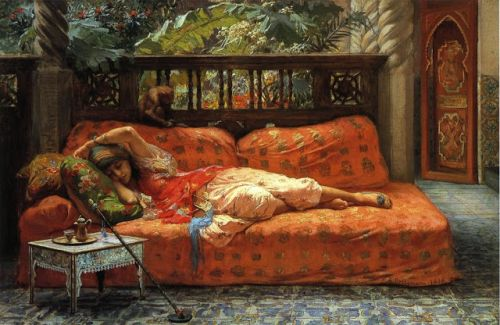 Worth a Thousand Words: The Siesta