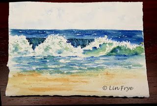 Waves - Lin Frye