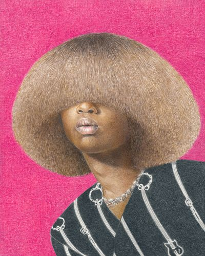Rich Portraits Illustrated by Uli Knörzer Capture Subjects' Idiosyncrasies through Colored Pencil