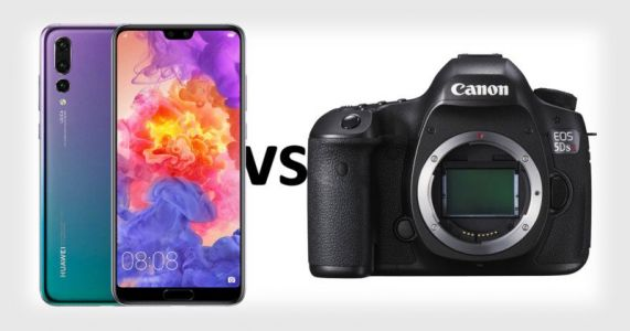 Huawei P20 Pro vs Canon 5DS R: I'm Stunned