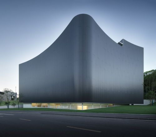 MoAE - Huamao Museum of Art Education / Álvaro Siza + Carlos Castanheira